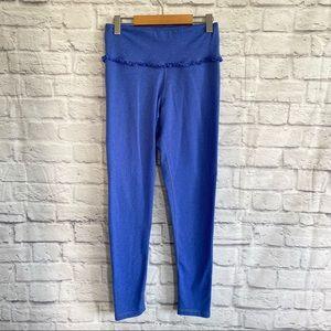 TRIPLE FLIP Blue Purple Leggings